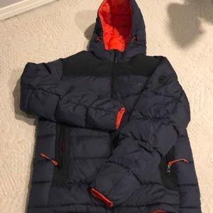 Michael Kors men's puffer jacket size S XL